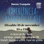 Experiència Astrològica II