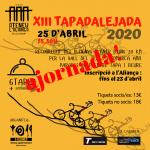 XIII Tapadalejada 2020