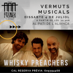 Vermuts musicals: Whisky Preachers