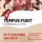 """""""Tempus Fugit"""" de Cia. La Tête"""