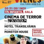 Cinema de Terror infantil